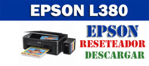 Descargar programa para resetear impresora Epson L380