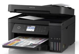 Descargar driver / controlador de impresora / escáner Epson L6170