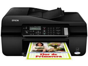 Programa de reinicio de la Epson Stylus Office TX320F
